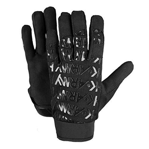 HK Army Handschuhe HSTL Line Gloves Vollfinger schwarz, Größe:L