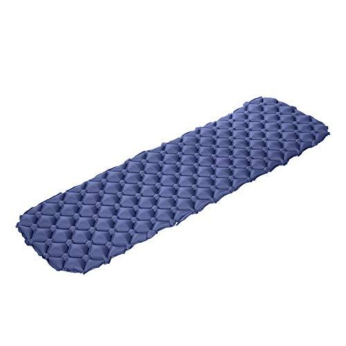 KLFD Ultraleichte Schlafmatte Isomatte Luftmatratze Mit Luftzellen Für Outdoor Camping, Reisen, Hiking, Backpacking, Strand - Ultrakompakt,Bronze