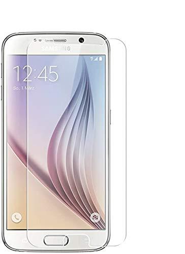 HongMan [2 Stück] Panzerglas Folie für Samsung Galaxy J2 Prime Schutzfolie, Bildschirmschutzfolie Mit Frei von Fingabdrücken & Öl, 9H Festigkeit, 0,26mm Ultra-klar, Anti-Bläschen, Anti-Kratzen