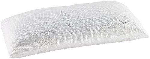 newgen medicals Schaumkissen: XL-Komfort-Schlafkissen aus thermoaktivem Memory-Foam (Kopfkissen Memory Schaum)