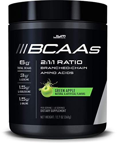 JYM Supplement Science, BCAAs, 2:1:…