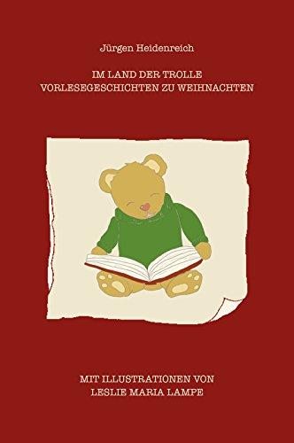 Im Land der Trolle: Vorlesegeschichten zu Weihnachten (German Edition)