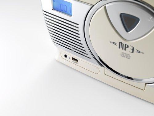 Tragbares Retro-Radio - 7