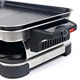 Zoom IMG-2 raclette 4 persone piastre per