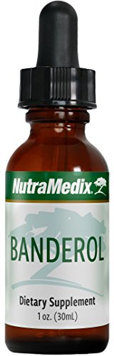 Corona Virus protection products NutraMedix Banderol – Microbial & Immune Support Herbal Tincture –
