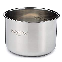 Extra Instant Pot 6 qt SS Cooking Pot