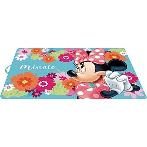 P: os 68826Disney Minnie Mouse Tovaglietta, 42x 29cm, Modelli assortiti,1 pezzo