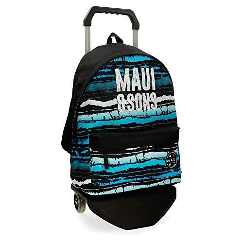 41MC63UhpCL - Mochila con carro Maui Waves