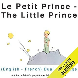 Le petit prince (The Little Prince) audiobook cover art