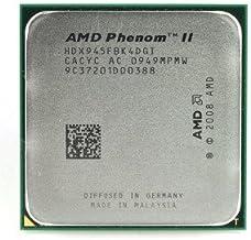 AMD Phenom II X4 945 3.0GHz 4x512KB/6MB L3 Socket AM3 Quad-Core CPU