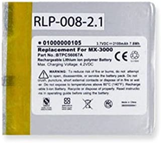Dual Lite RLP Compatible Replacement Battery