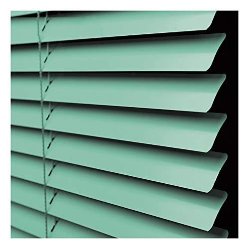 LIANGJUN Tende alla Veneziana Decorazione Protezione Solare Impermeabile Lega di Alluminio Soggiorno Camera da Letto Regolabile, 2 Colori (Color : B, Size : 100x200cm)