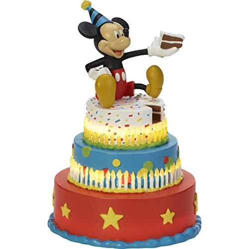 Precious Moments Disney Mickeys Birthday Wishes #182702