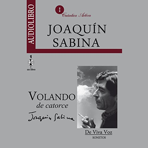 Volando de Catorce [Flying Fourteen] audiobook cover art