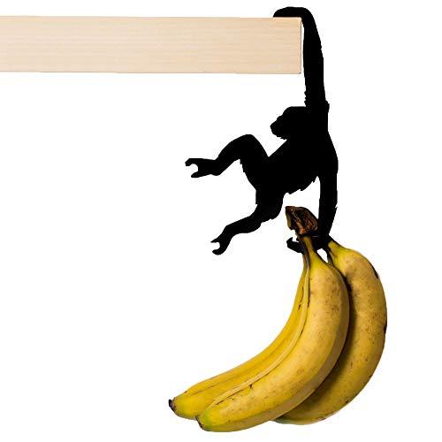 Artori Design | Suspension décorative d'étagère | Le chimpanzé Agile| Crochet métal étagère | Crochet
