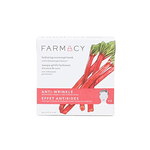Farmacy Hydrating Coconut Gel Mask – Soothing (Kale)
