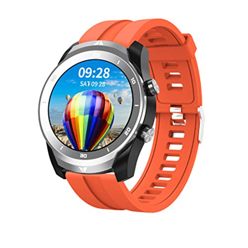 LHL Smart Watch, DT79, Chiamata Bluetooth, ECG Smart Watch Uomo IP67 Impermeabile 360 * 360 HD Risoluzione 560Mah Big Battery Business Smart Watch,C