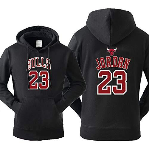 Men's Jordan Hoodie sweatshirt Bulls Printed Pullover Kapuzenp