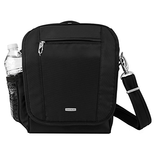 Travelon Luggage Anti-Theft Tour Bag, Medium, Black