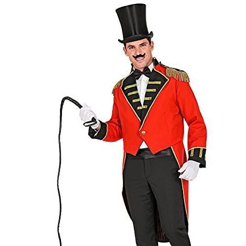 Widmann - Kostüm Zirkusdirektor, Frack, für Herren, Karneval, Mottoparty