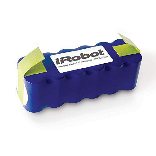iRobot Originalteile - XLife Akku - Blau - Kompatibel mit Roomba 600/700/800 Serie