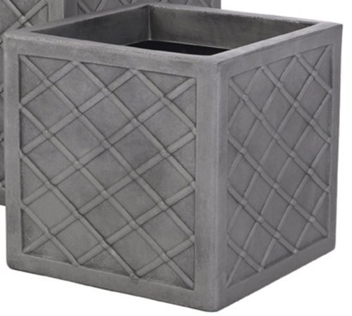 225 & Large Square Planters: Amazon.co.uk