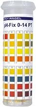 Macherey-Nagel, 92111, pH-Fix 0-14 In Snap Cap Tube, Box Of 100 Strips