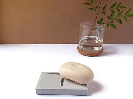 CRETEATION- Concrete Soap Holder