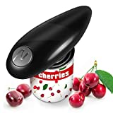 Best Electric Can Openers - Electric Can Opener, Smooth Edge Automatic Electric Can Review