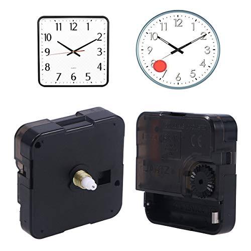 ROSENICE Quartz DIY Wall Clock Movement DIY Repair Parts Replacement