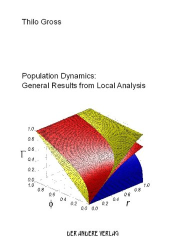 Population Dynamics: General Results from Local Analysis