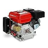 EBERTH 6,5 CV Motore a benzina (Avviamento elettrico e a strappo, 20 mm Albero,...
