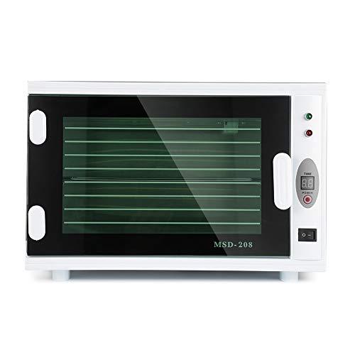 Esterilizador De Ozono De Alta Temperatura, Gabinete De Desinfección Ultravioleta Para Herramientas De Manicura De Uñas(UE)