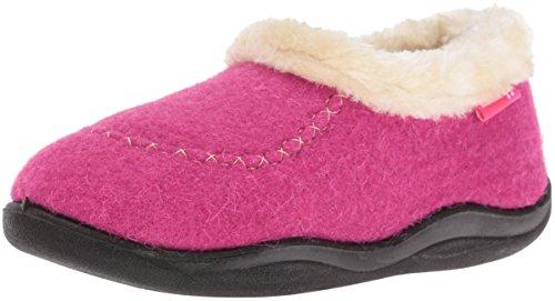 Kamik Girls' CozyCabin2 Snow Boot, Fuchsia, 6 Medium US Toddler