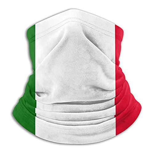 Italië Land Natie Vlag Outdoor Magic Hoofdband Elastische Naadloze Bandana Neck Gaiter Sjaal Sport Hoofddeksels Boho Serie voor Yoga Wandelen Rijden Motorrijden