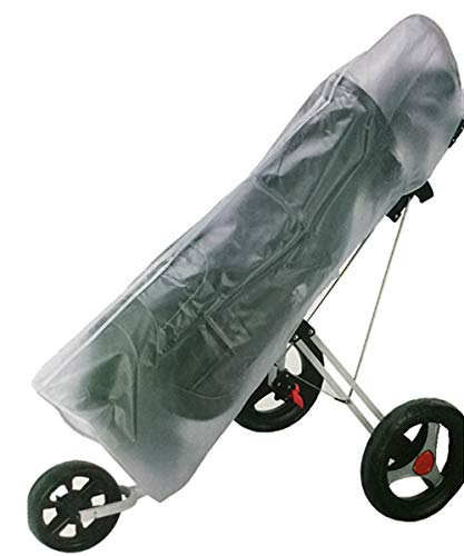 of paragon golf carts Adidat Velcro Waterproof PVC Rain Cover for Golf Bag & Cart