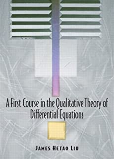 A First Course in the Qualitative Theory of Differential Equations