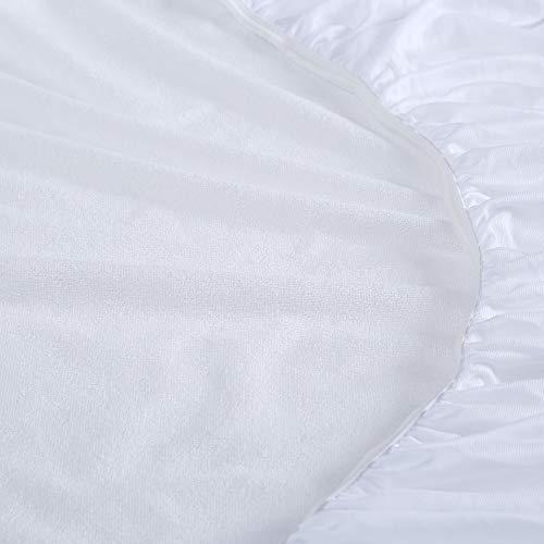 Classic Brands Defend-A-Bed Premium Waterproof Mattress Pad - King