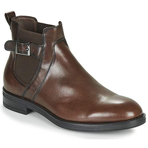Stonefly Carnaby 9 Botines/Low Boots Hombres Marrón - 42 - Botas De Caña Baja