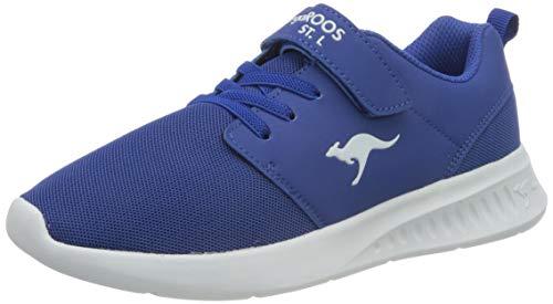 KangaROOS Unisex-Kinder KL-Hinu EV Sneaker, Navy 4400, 33 EU