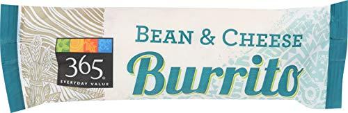 365 Everyday Value, Bean and Cheese Burrito, 6 oz, (Frozen)