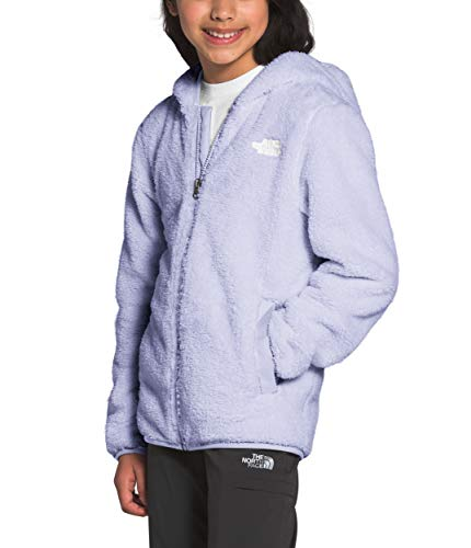 The North Face Girls' Suave OSO Hoodie, Sweet Lavender, XL