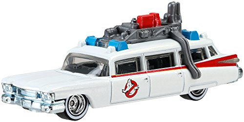 Hot Wheels Retro Entertainment Diecast Vehicle, Ecto 1 by