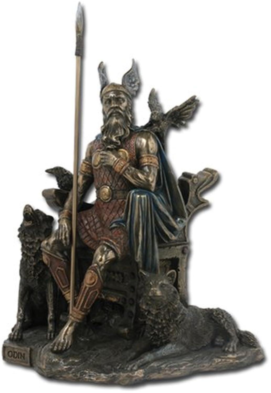Odin Statue - Asgard - Magnificent