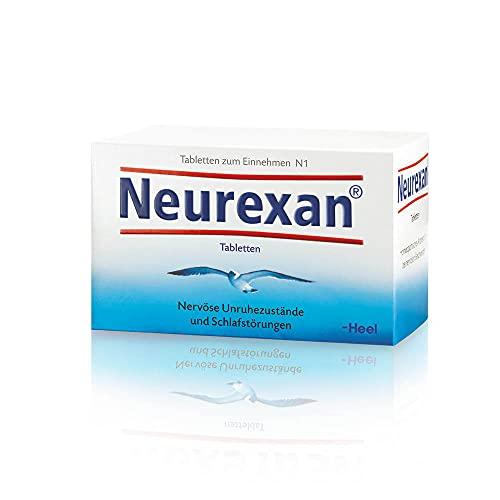 Neurexan - bei Schlafstörungen, innerer Unruhe & Nervosität, Tabletten 100 Stück