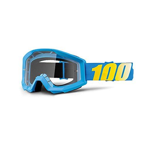 Inconnu Strata MTB-Maske, Unisex, Uni, Strata, blau