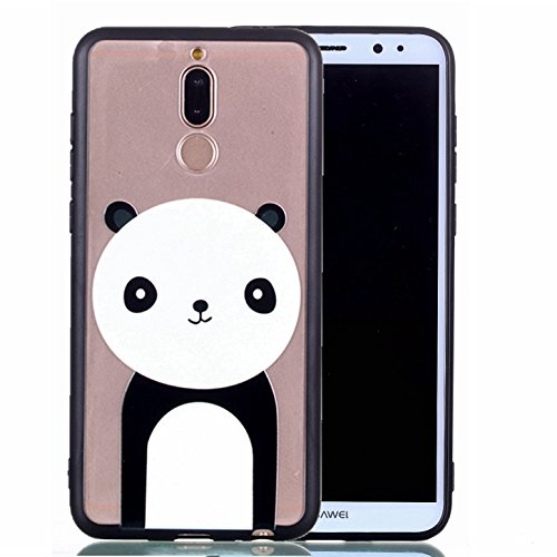Hülle Huawei Mate 10 Lite TPU schutz silikonhülle, niedlichen cartoon bild transparent handy Case für Huawei Mate 10 Lite (*/255) (9)