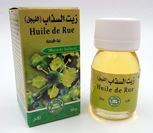 Via Vegetale Puro Olio Ruta Graveolens-Origin Marocco 30 Ml