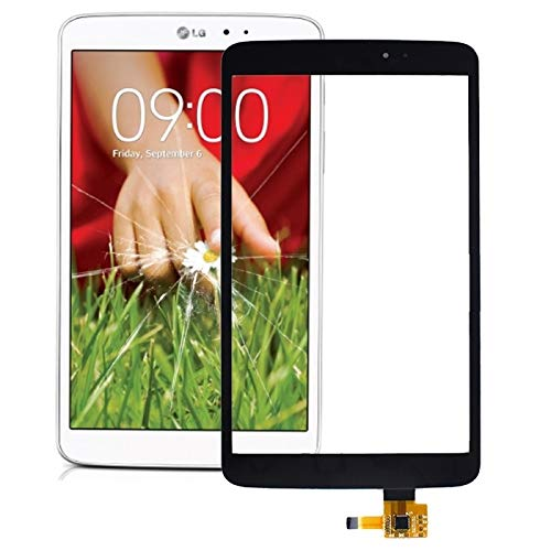 HUANGMENG Accesorios for Boutique Panel táctil for LG G Pad 8.3 V500 (Negro) (Color : Black, tamaño : One Size)