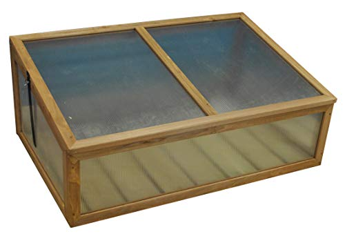 Selections Wooden Framed Polycarbonate Coldframe